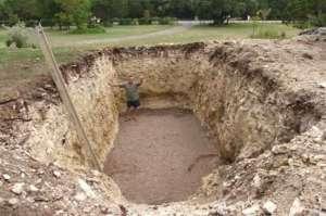 massive hole