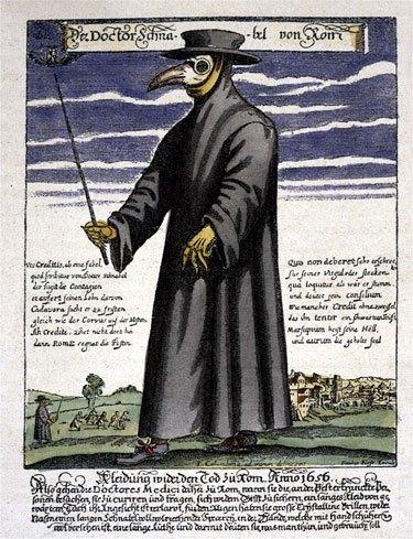 plague-dr