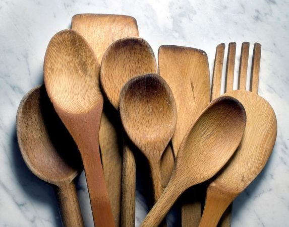eight spoons