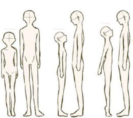 tall boy short girl