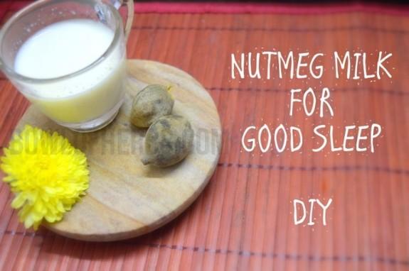 Nutmeg-milk