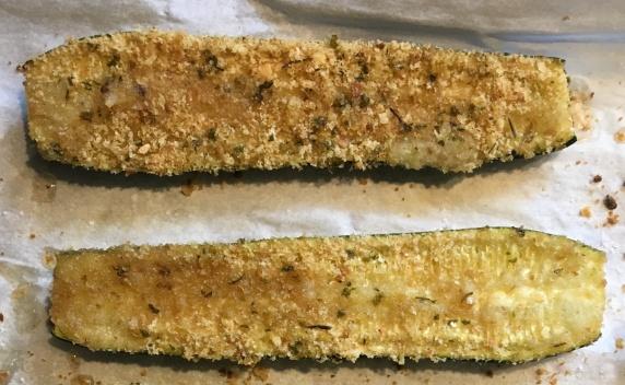 zucchini done