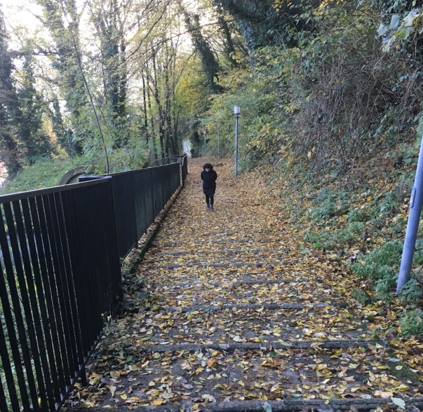 borgo walk