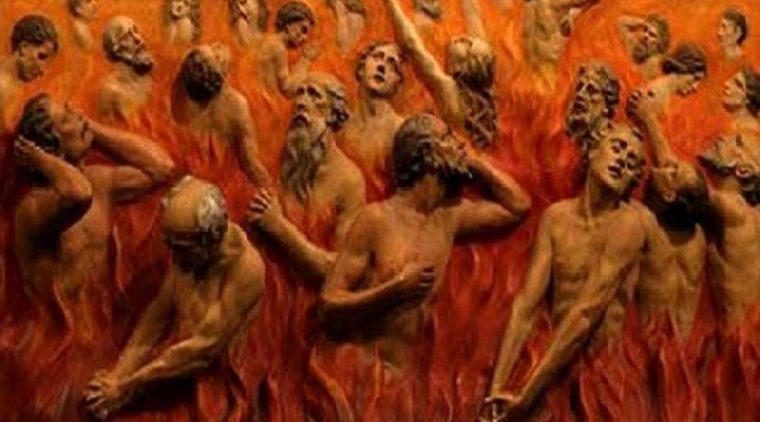 purgatorial fire